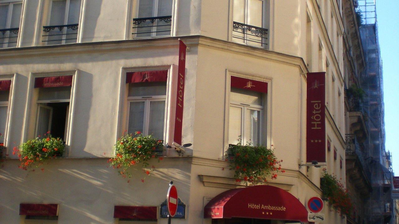 Hotel pastel paris paris holidaycheck gro raum paris for Frankreich hotel paris