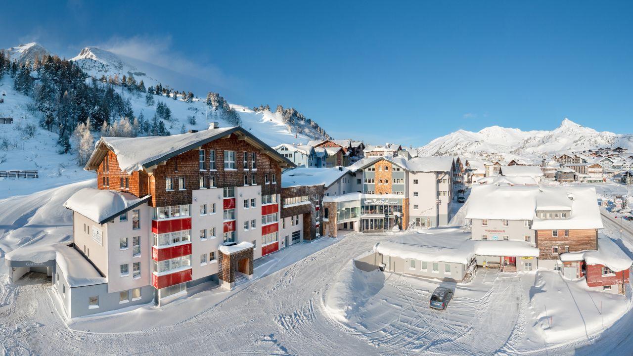 Hotel enzian obertauern holidaycheck salzburger land for Designhotel skigebiet