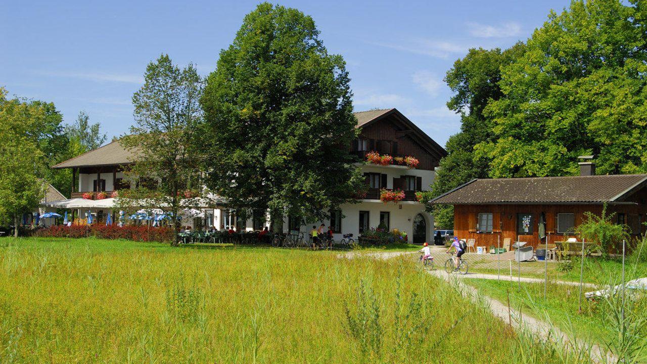 Hotel Zum Fischer Am See Prien