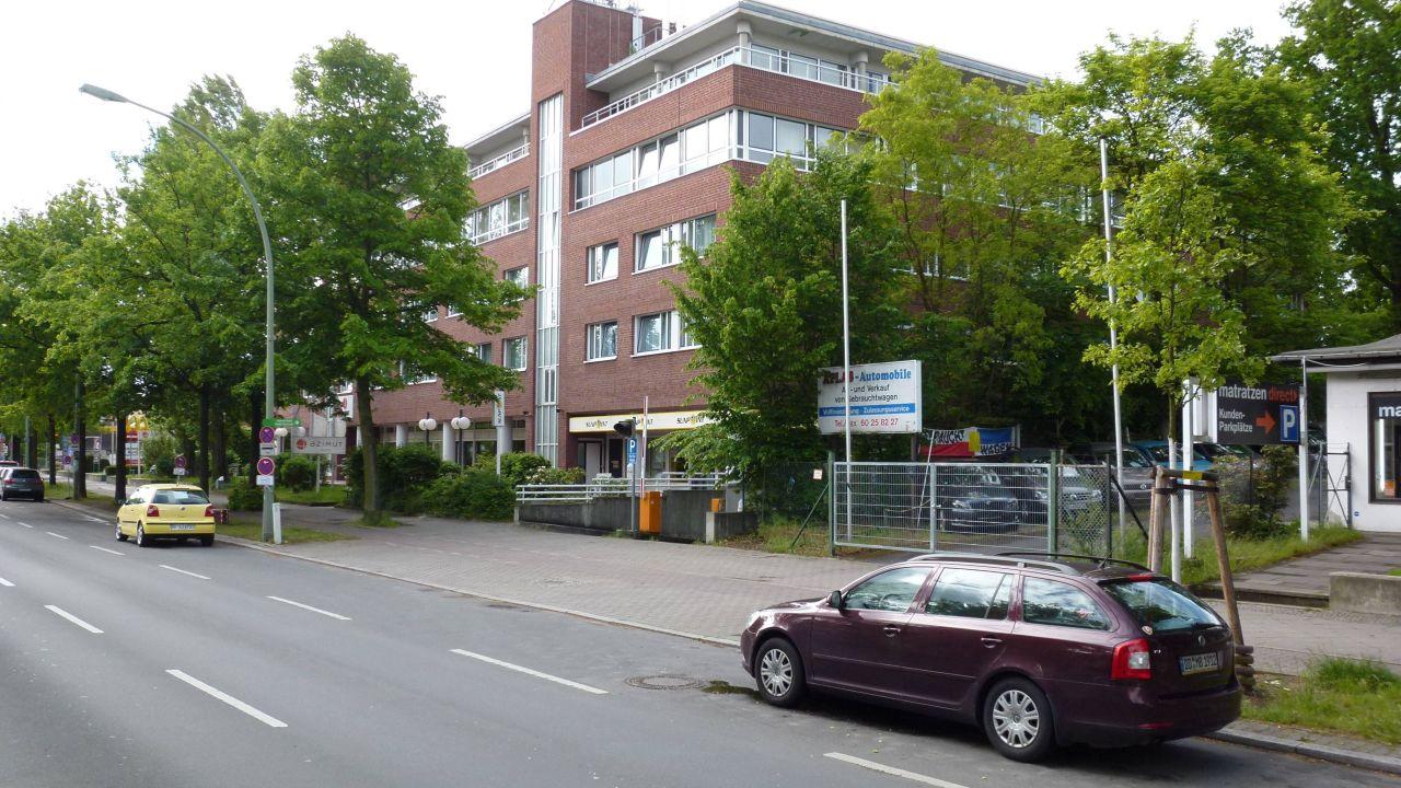 Azimut Hotel Berlin City South Rudower Strabe