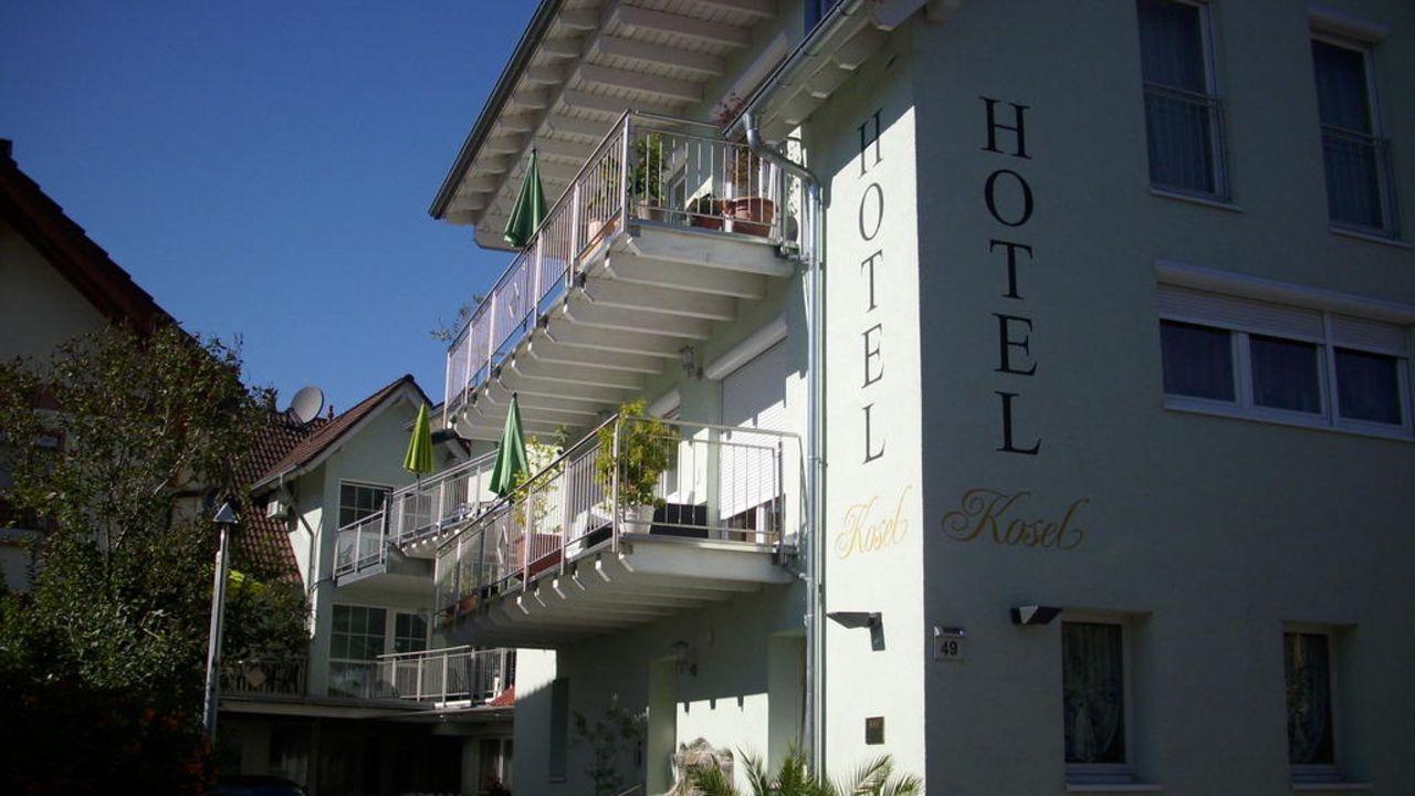 Kosel Hotel Garni Rust Holidaycheck Baden W 252 Rttemberg