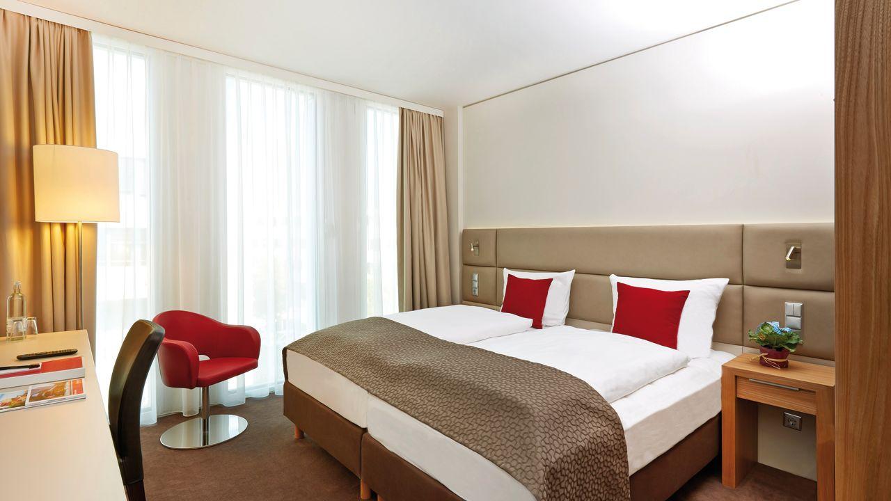 H4 Hotel Munchen Messe Feldkirchen Holidaycheck Bayern