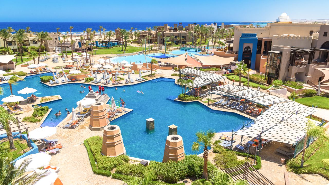 Gorgonia Beach Hotel Egypt