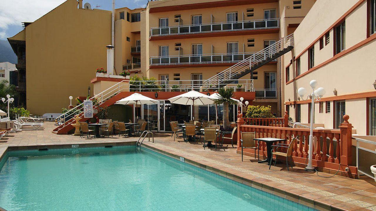 Hotel monopol puerto de la cruz holidaycheck - Monopol hotel puerto de la cruz ...