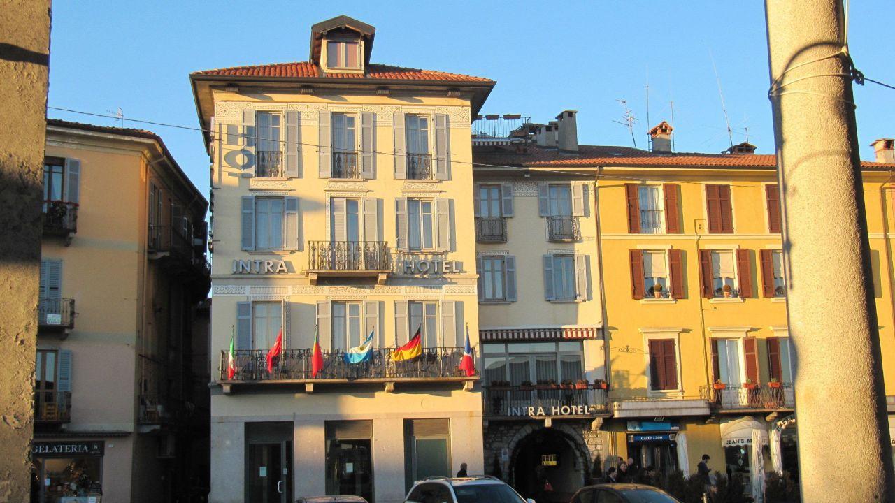Sterne Hotel In Intra Italien