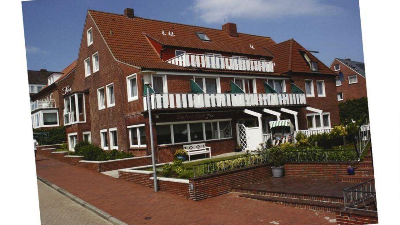 hotelpension sander 39 s h ft juist holidaycheck niedersachsen deutschland. Black Bedroom Furniture Sets. Home Design Ideas