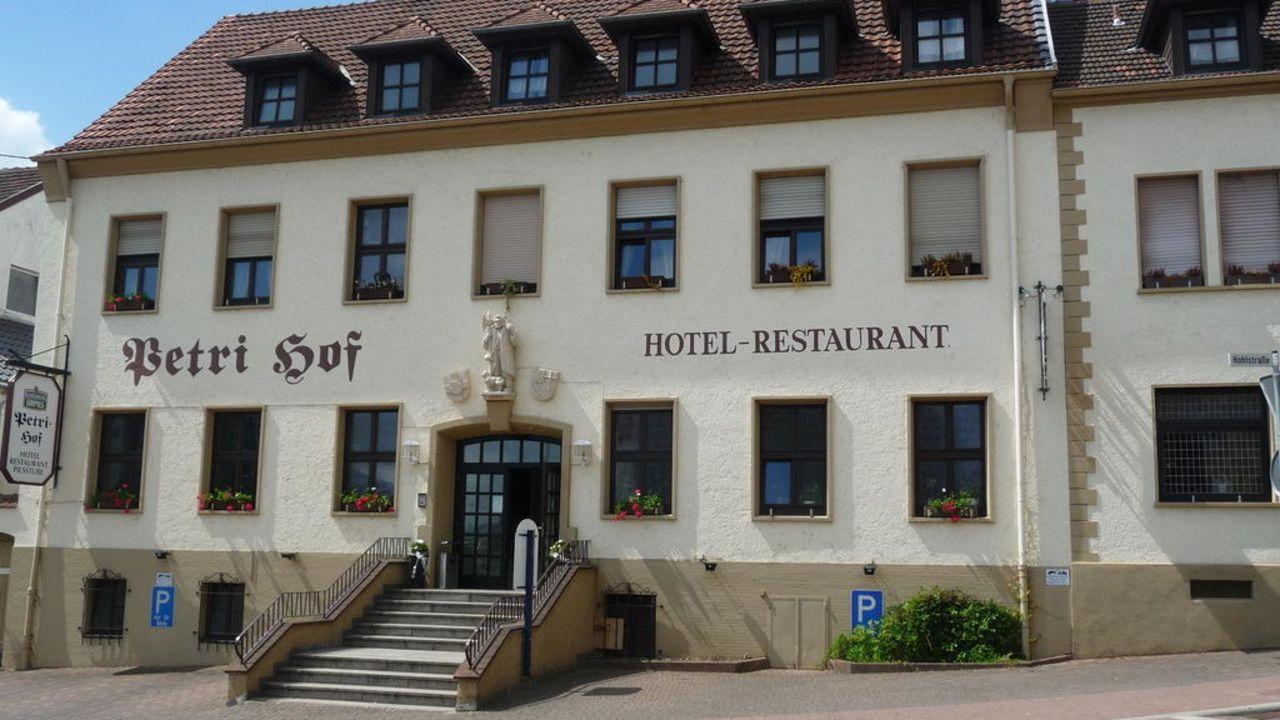 Hotel Petri Hof Bous