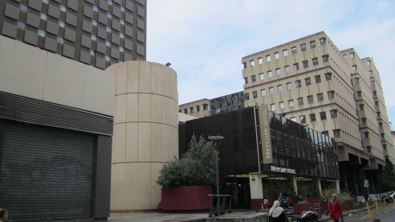 Hotel mercure marseille centre vieux port marseille - Hotel mercure centre vieux port marseille ...