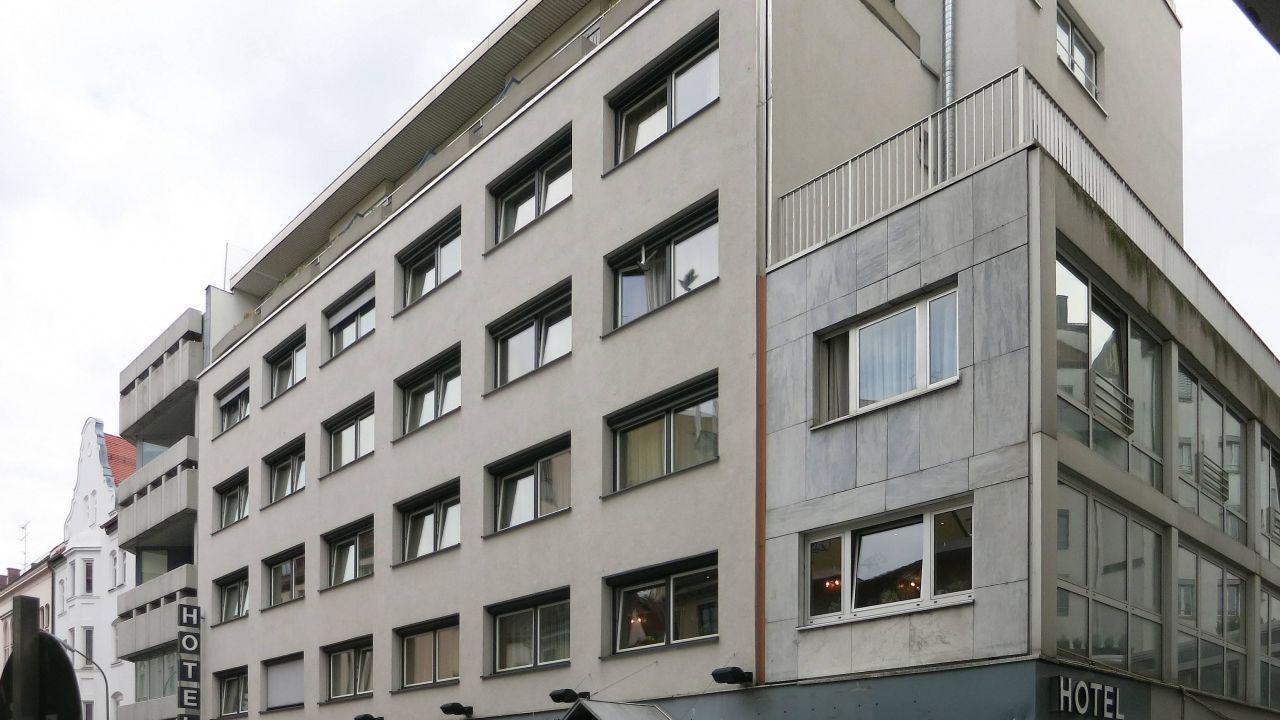 Centro Hotel Mondial Munchen Holidaycheck Bayern Deutschland