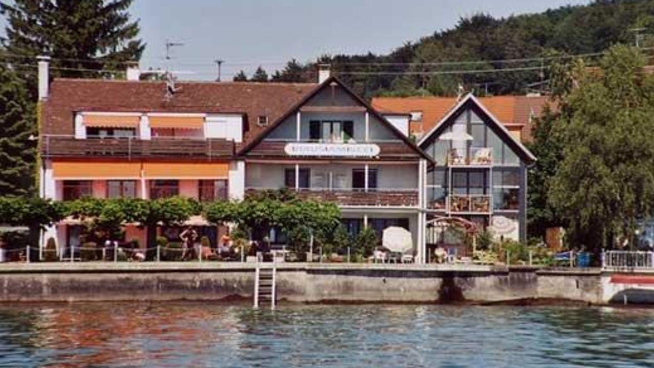 pension haus am see in unteruhldingen holidaycheck baden w rttemberg deutschland. Black Bedroom Furniture Sets. Home Design Ideas
