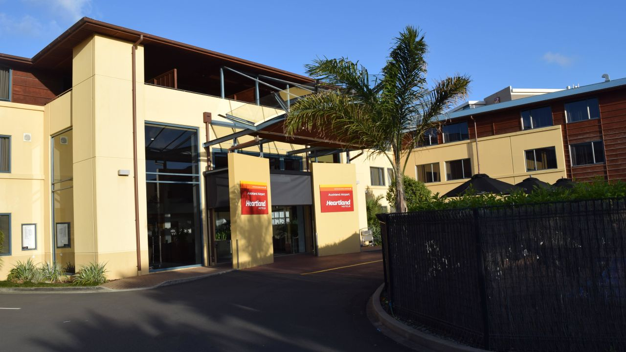 Heartland Hotel Auckland Airport Mangere Holidaycheck Nordinsel