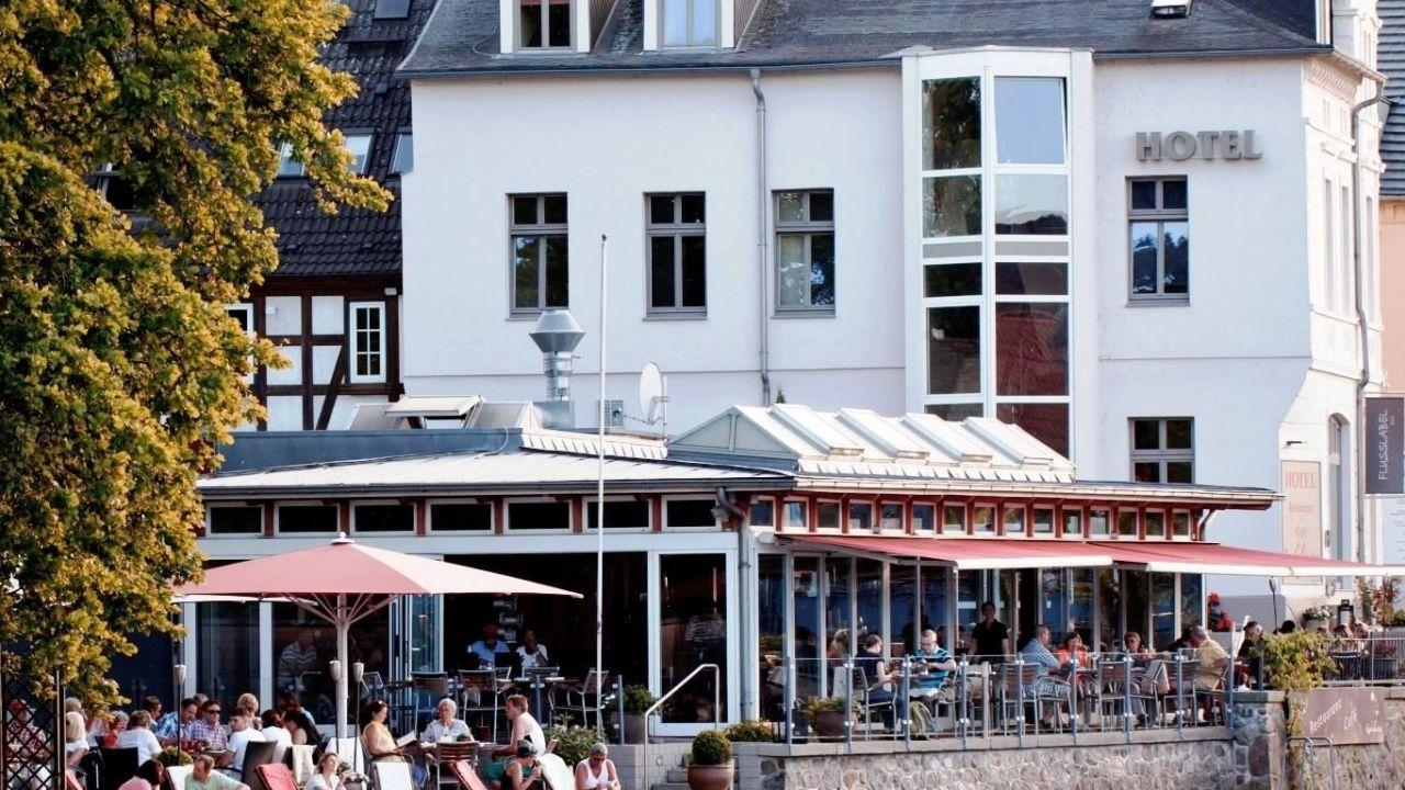 Hotel Fackelgarten Plau Am See
