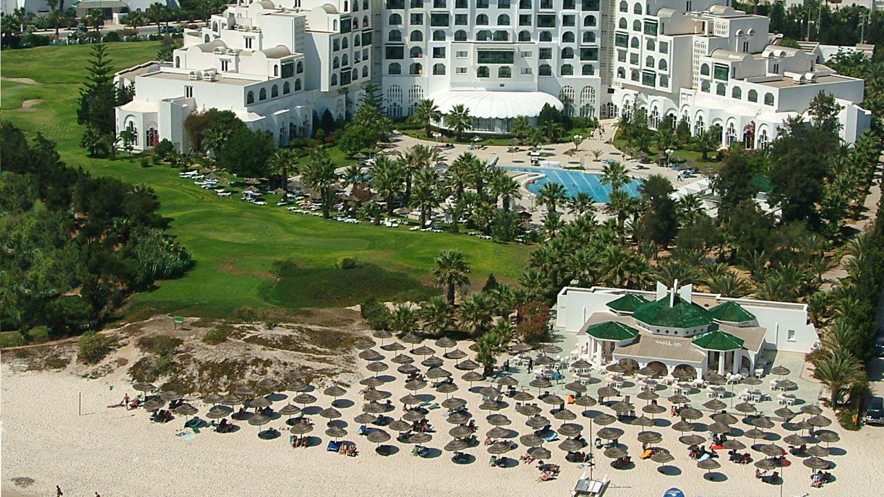 Hotel Marhaba Palace Tunesien