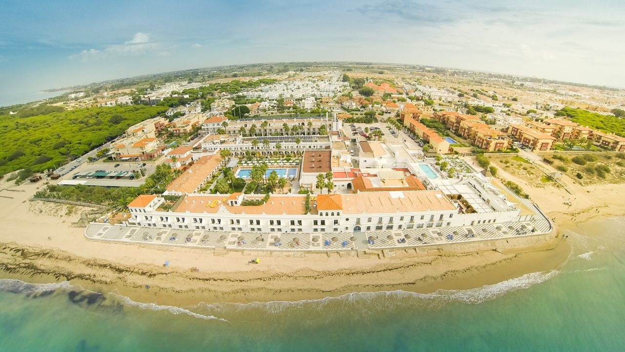 Hotel Playa De La Luz Rota Spanien