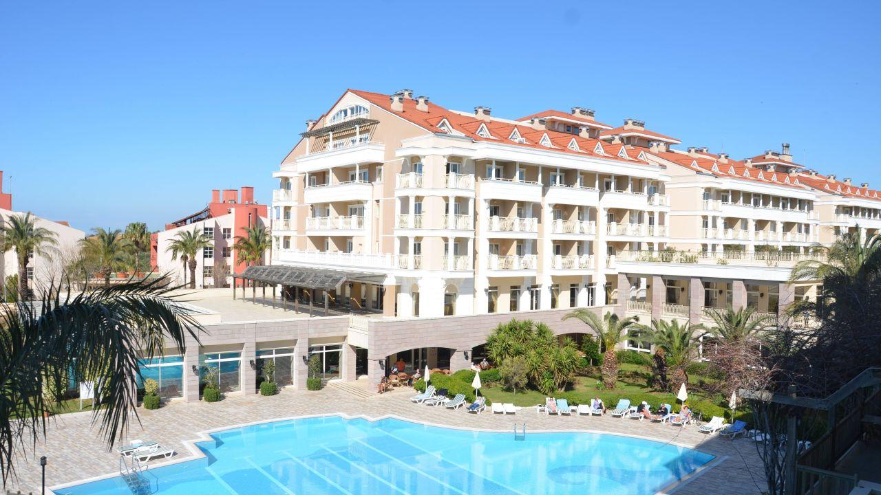 Trendy aspendos beach hotel side g ndogdu for Trendy hotel
