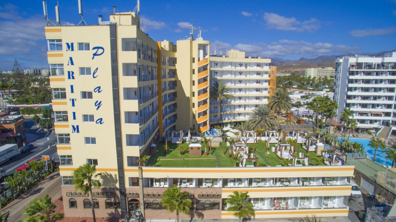 Maritim Playa Playa Del Ingles Holidaycheck Gran Canaria Spanien