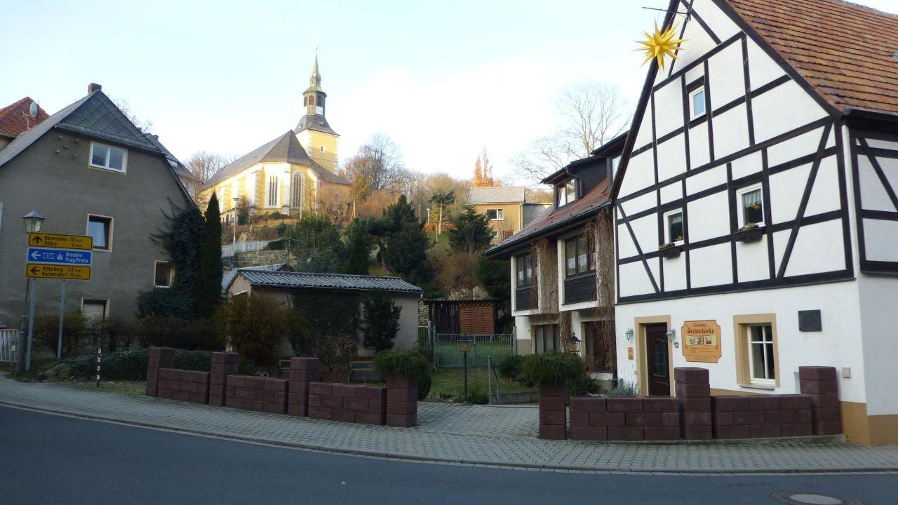 Stadtschänke Liebstadt (Liebstadt) • HolidayCheck (Sachsen ...