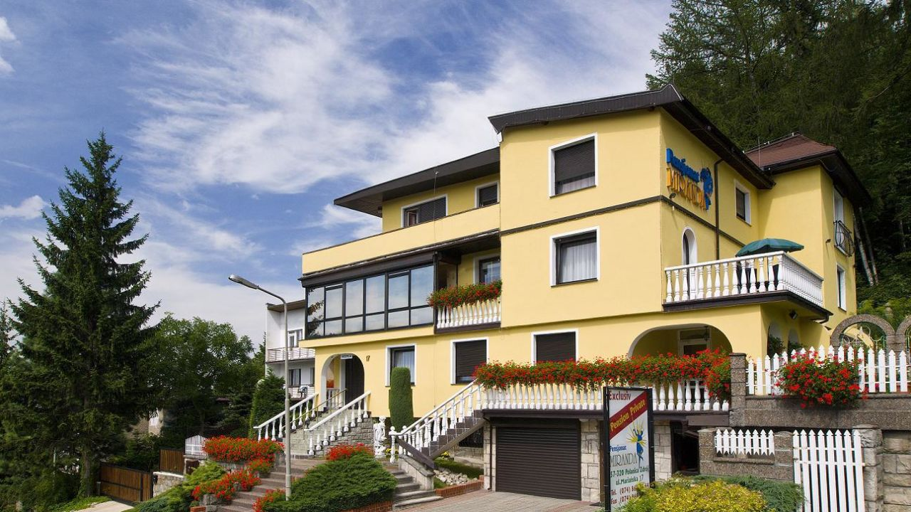 Hotel Polanica Bad Altheide