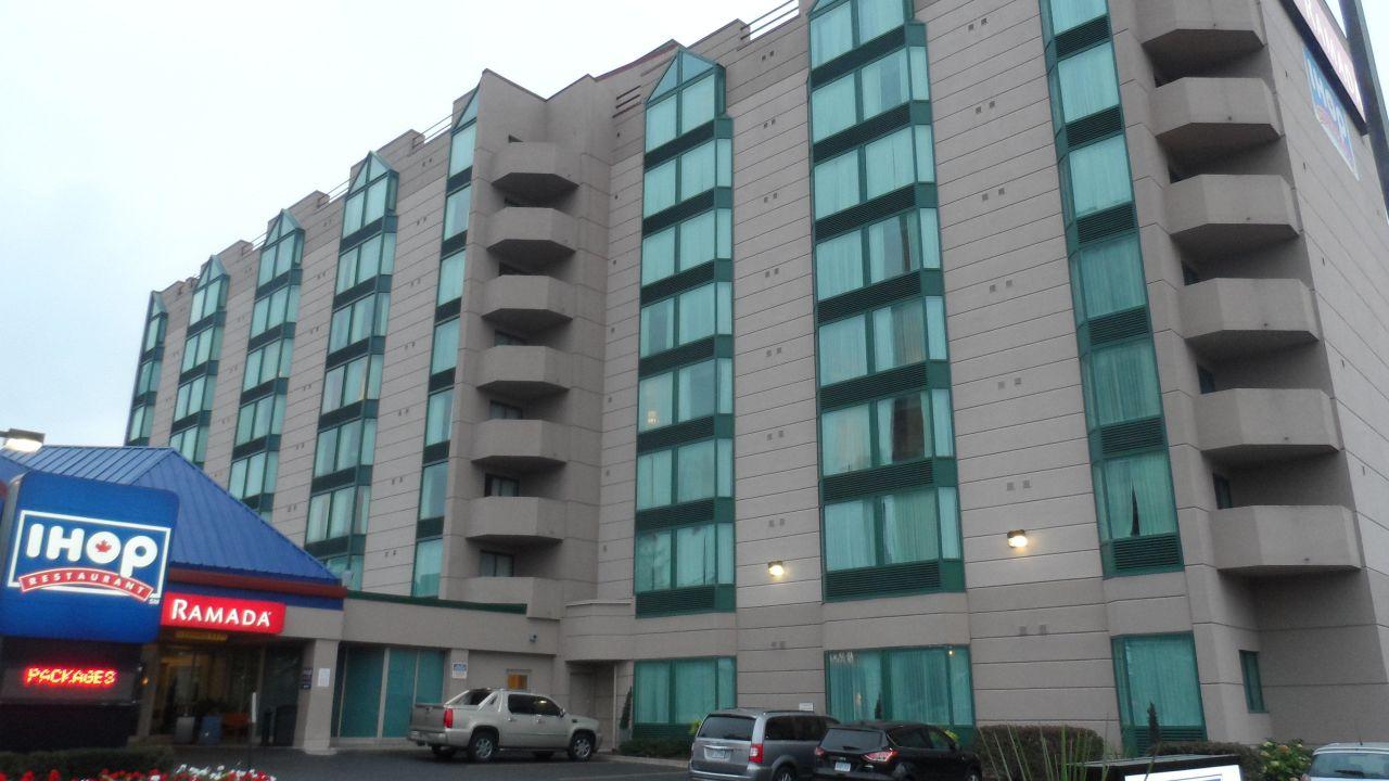 Ramada Hotel Niagara Falls Fallsview Niagara Falls Holidaycheck