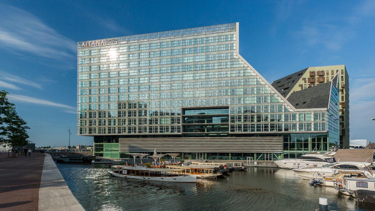 Hotel room mate aitana amsterdam holidaycheck for Room mate amsterdam