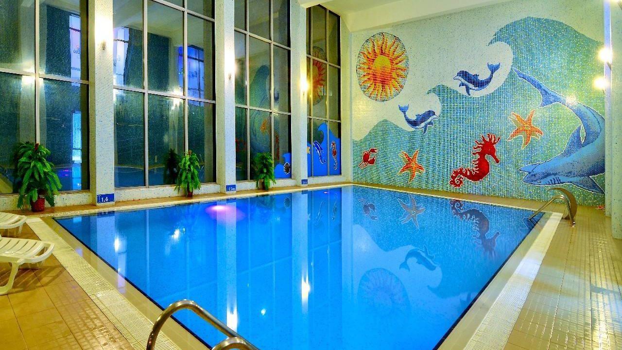 Hotel Aqua Burgas Holidaycheck Bulgarien Suden Bulgarien