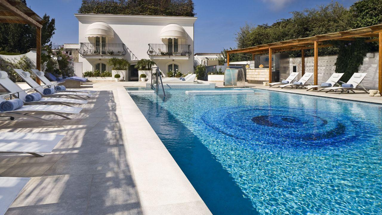 Meliá Villa Capri Hotel & Spa (Anacapri [Capri]) • HolidayCheck ...