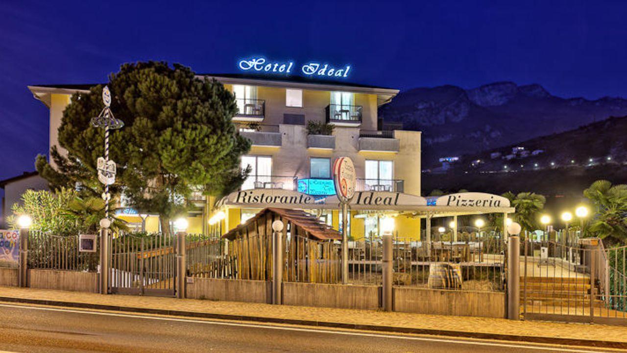 hôtel idéal hotel ideal torbole holidaycheck trentino italien