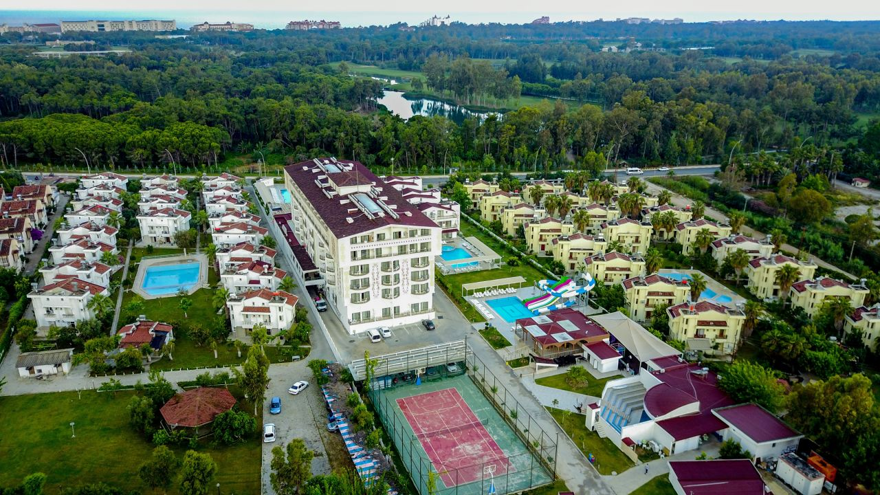 Sarp Hotels Belek Belek Kadriye Holidaycheck Turkische