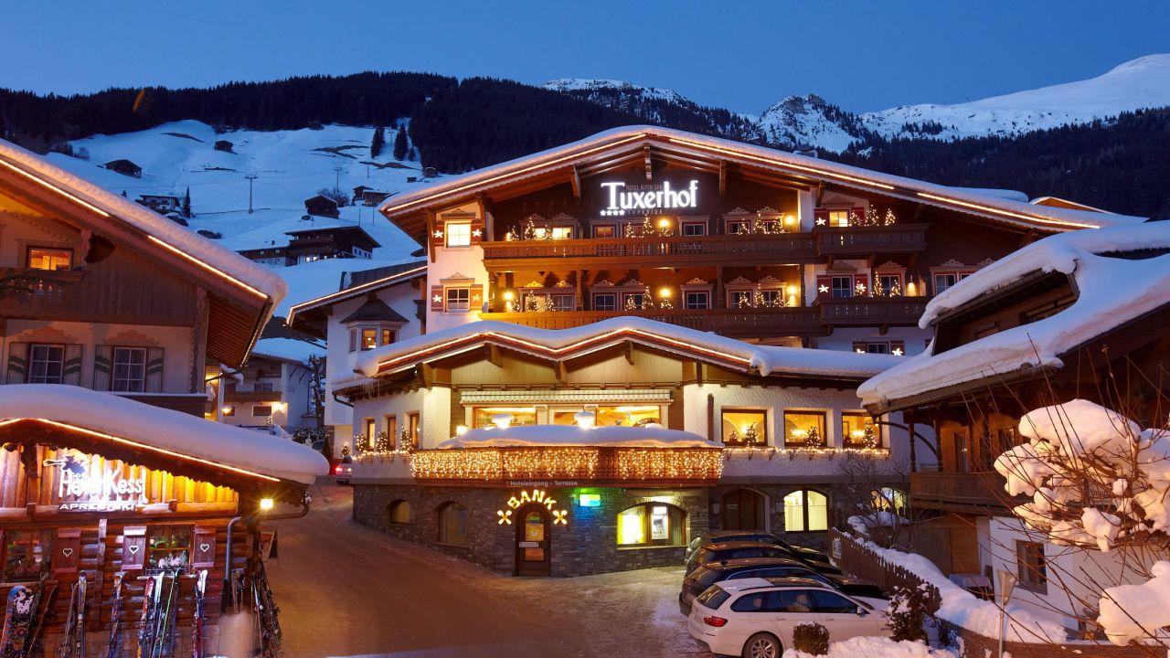 Spa Hotel Zillertal