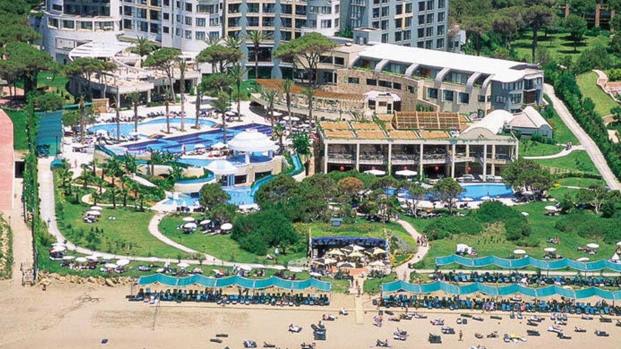 Hotel Limak Atlantis Belek Bewertungen