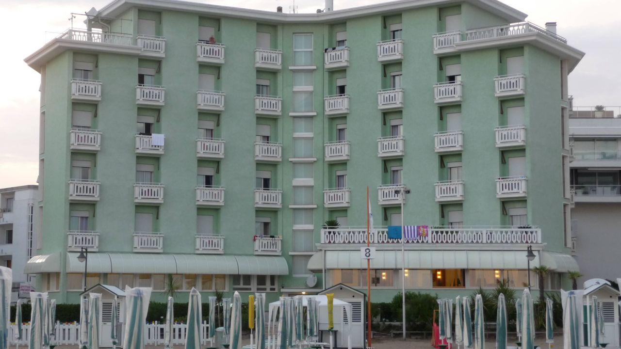 Hotel Montecarlo Caorle Holidaycheck Venetien Italien