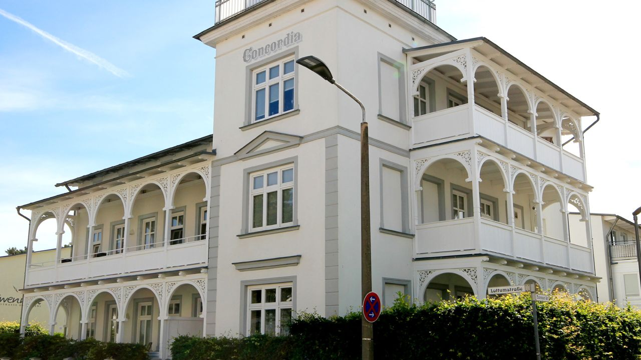 Villa Concordia Binz Rujana