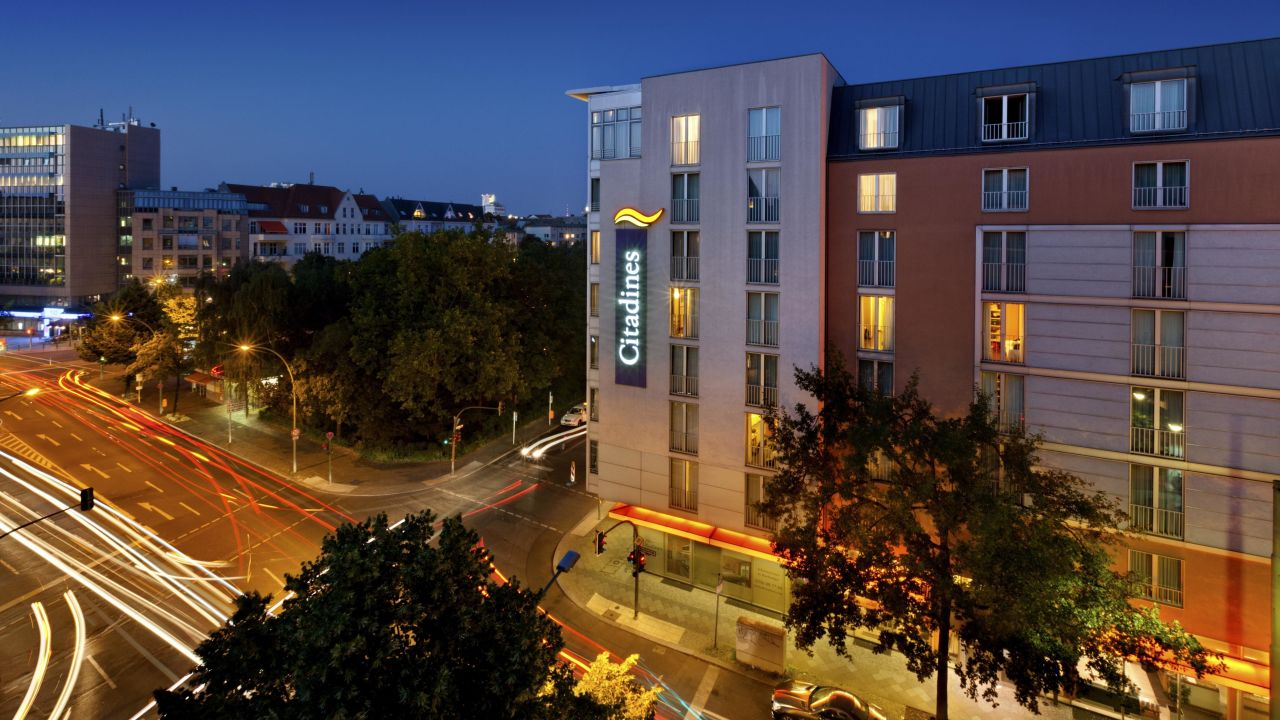 Citadines Berlin Olivaer Platz Apart Hotel