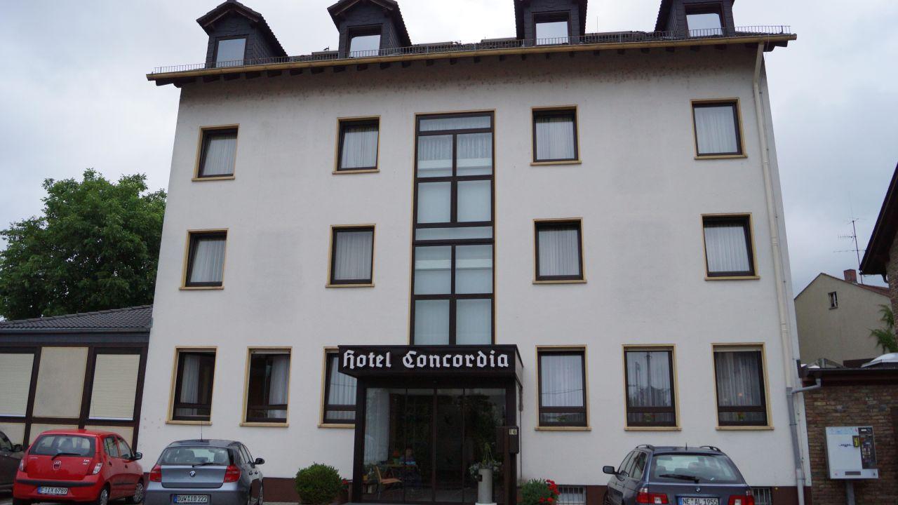Hotel Concordia Frankfurt Am Main Holidaycheck Hessen