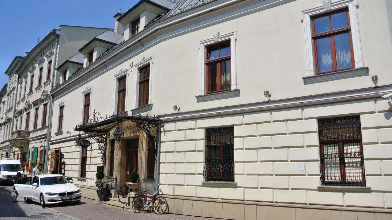 Hotel Wawel Krakow Krakau Holidaycheck Kleinpolen Polen