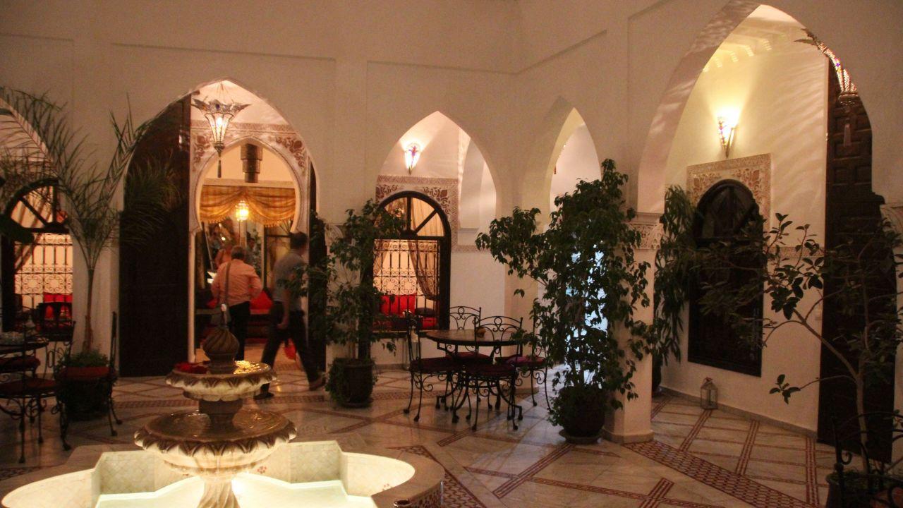 Hotel Riad Nasreen In Marrakesch  U2022 Holidaycheck