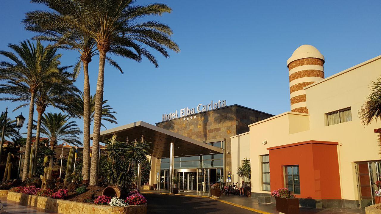 Elba Carlota Beach Resort Caleta De Fuste Holidaycheck