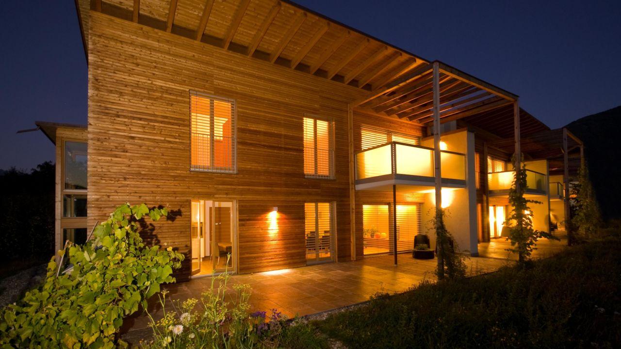 ferienwohnungen baumgartnerhof holzhaus naz sciaves natz schabs holidaycheck s dtirol. Black Bedroom Furniture Sets. Home Design Ideas