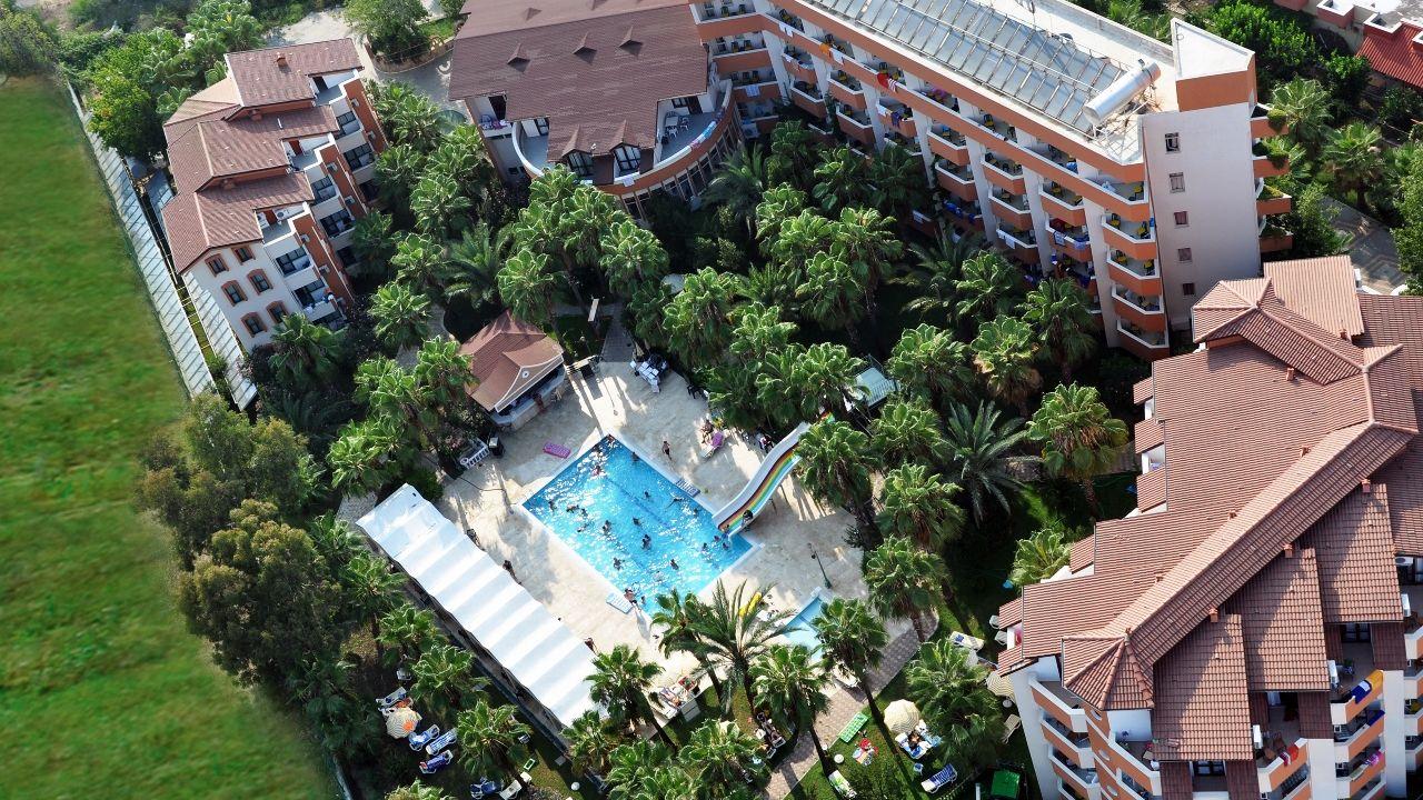Das Nergos Garden ist ein 3* Hotel und kann jetzt ab 201€ gebucht werden