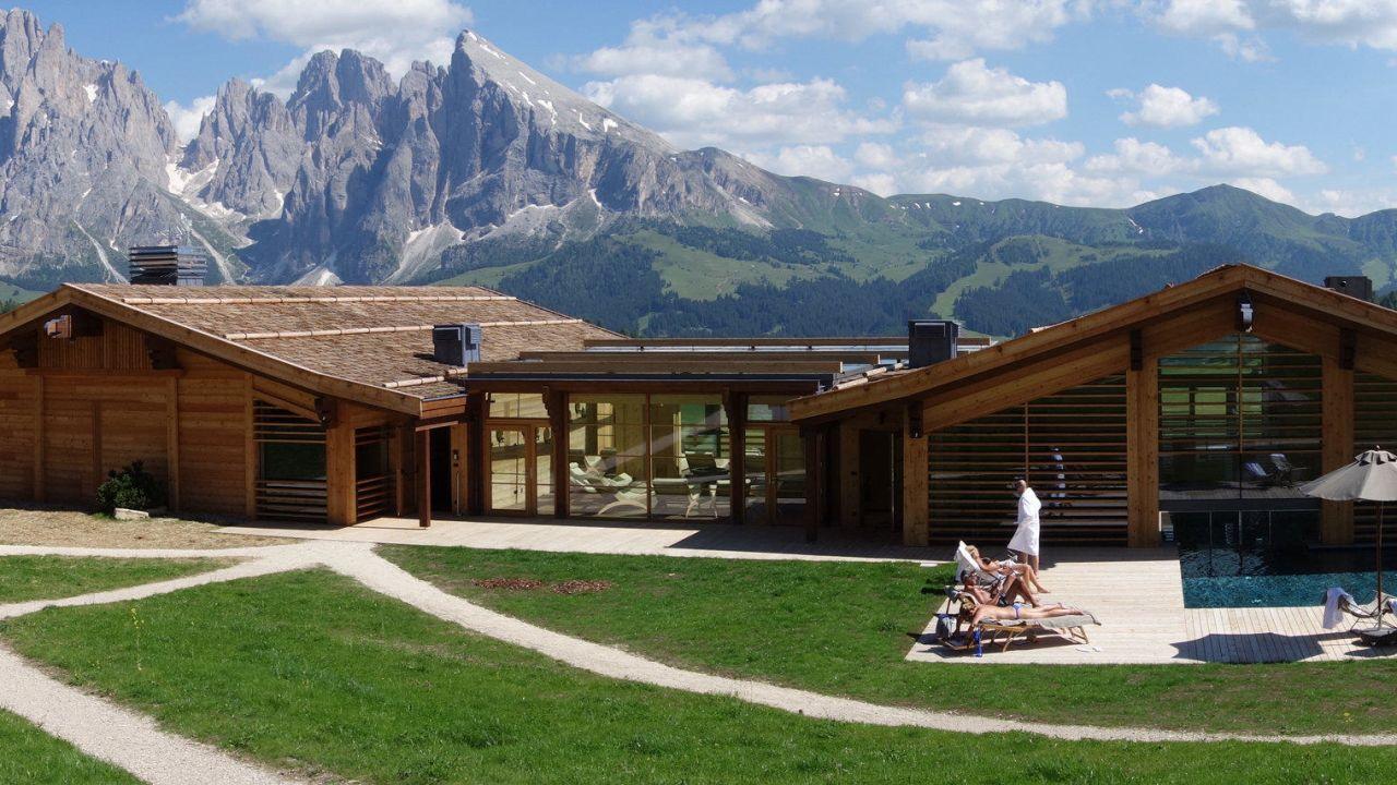 Hotel Adler Lodge Alpe Castelrotto Kastelruth