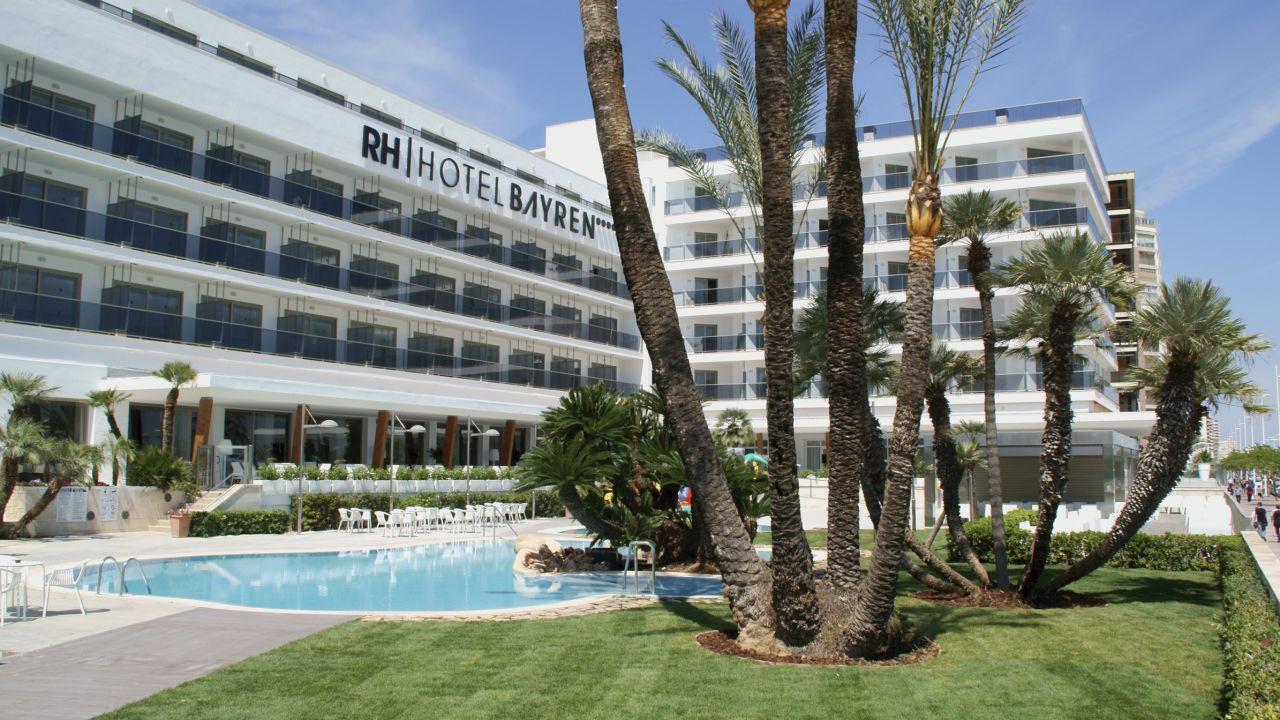 Rh Bayren Hotel Spa Gandia Holidaycheck Valencia Spanien