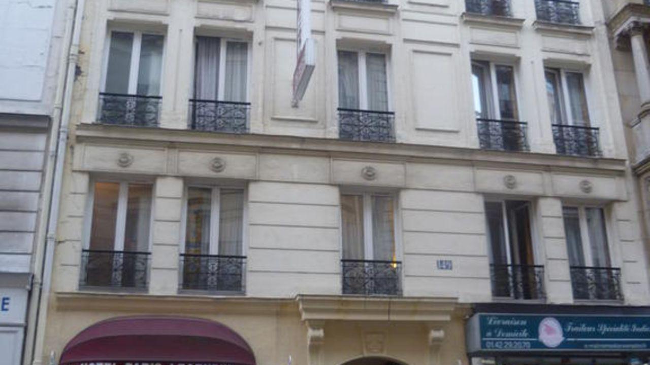 Hotel Paris Legendre Paris Holidaycheck Grossraum Paris