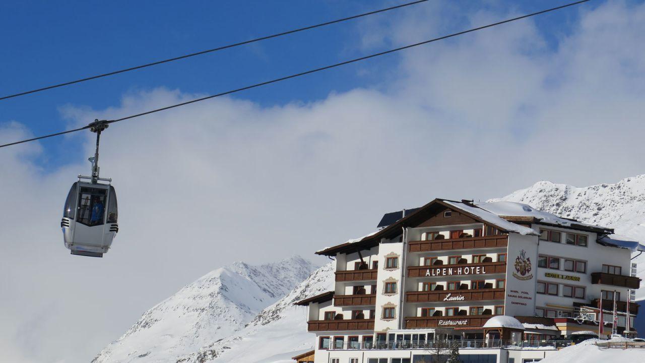 Hotel Laurin Hochgurgl Bewertung