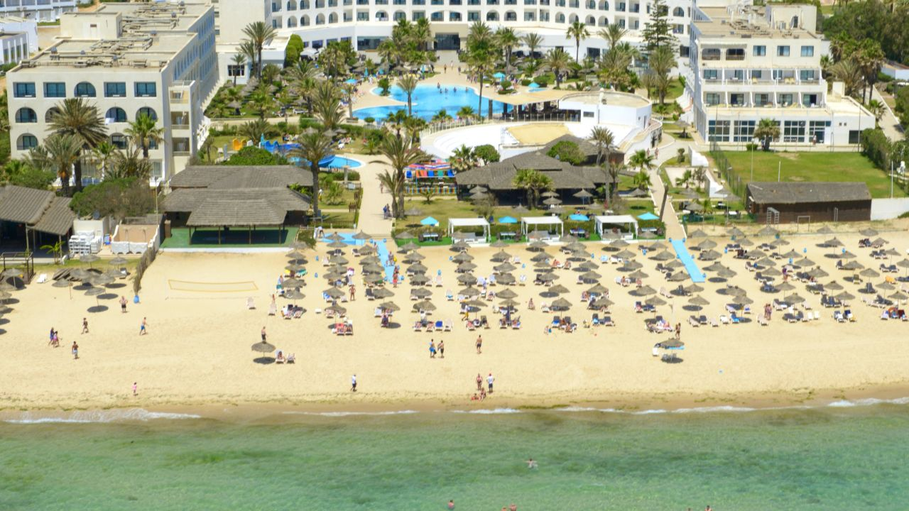 Hotel Vincci Nozha Beach Forum