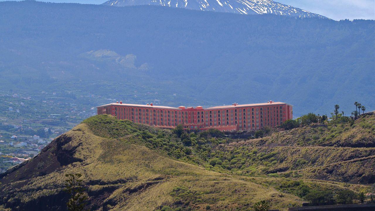 Hotel Las Aguilas Puerto De La Cruz Holidaycheck