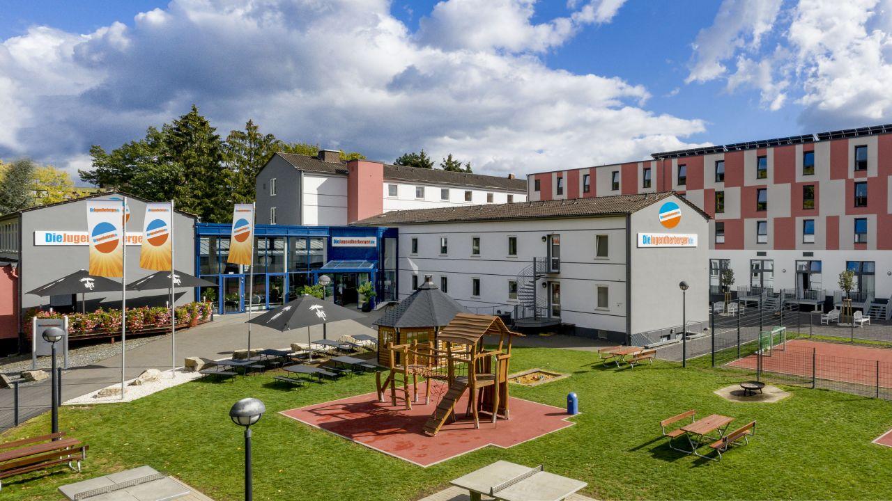 R merstadt jugendherberge trier holidaycheck for Designhotel trier