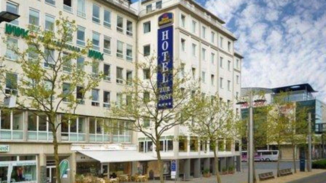 Bremen Best Western Hotel Zur Post