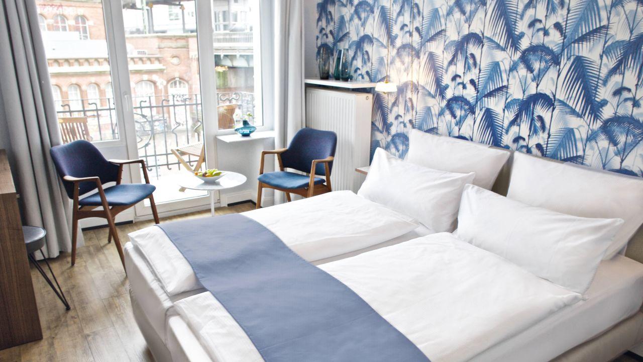 fritz im pyjama hotel hamburg holidaycheck hamburg. Black Bedroom Furniture Sets. Home Design Ideas