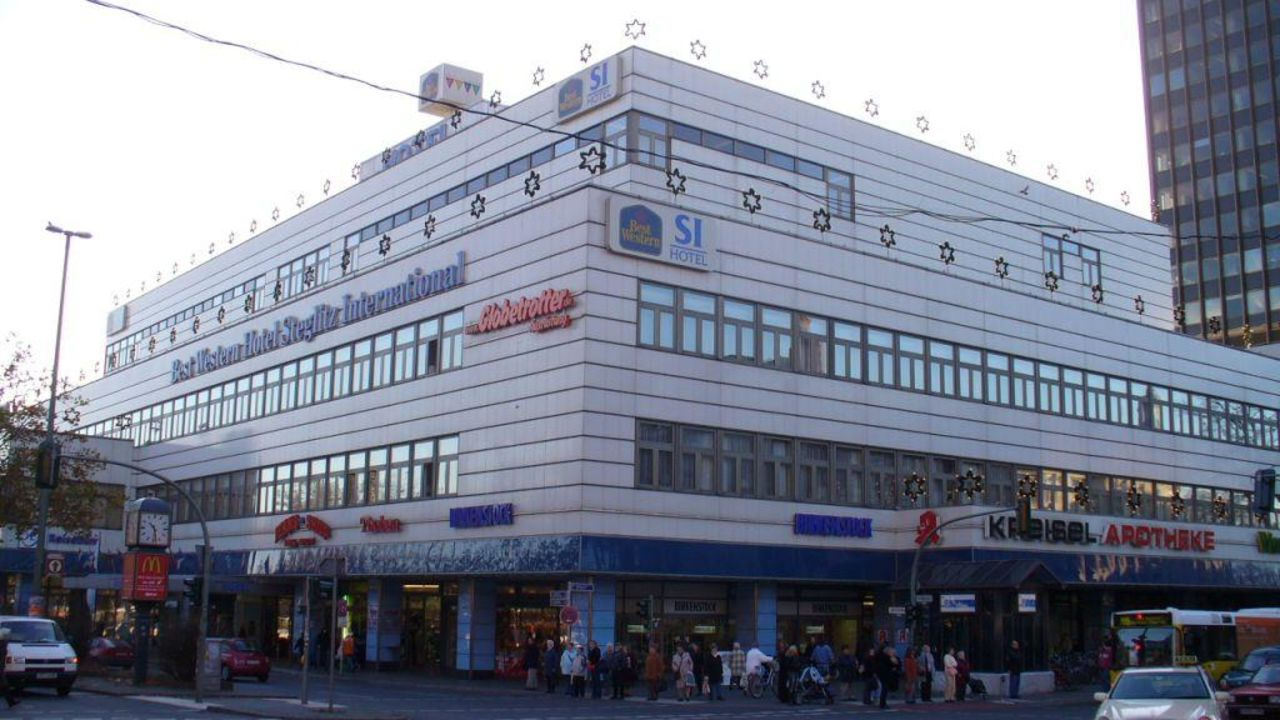 Hotel Steglitz International In Berlin Steglitz Zehlendorf