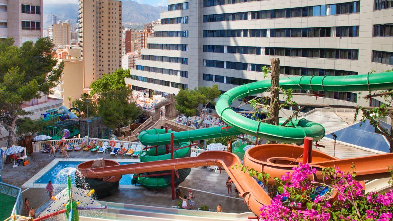 Hotel Magic Rock Gardens Benidorm Holidaycheck Costa Blanca